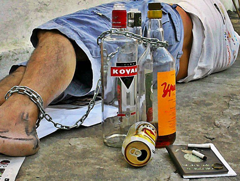 Зависимость от еды как алкоголизм