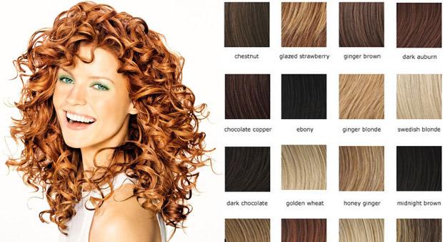Как узнать какой тебе цвет волос идет