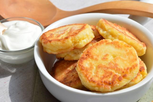 Идеальные сырники из творога рецепт с фото пошагово