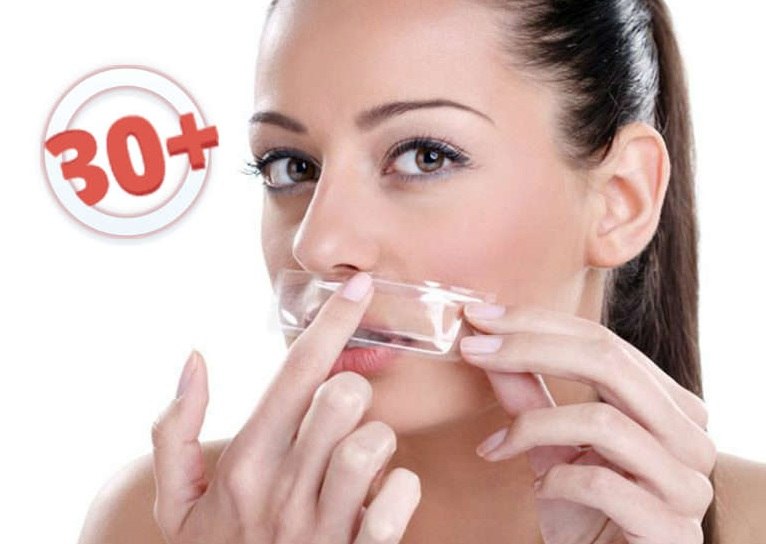 Убрать усы девушке в домашних условиях