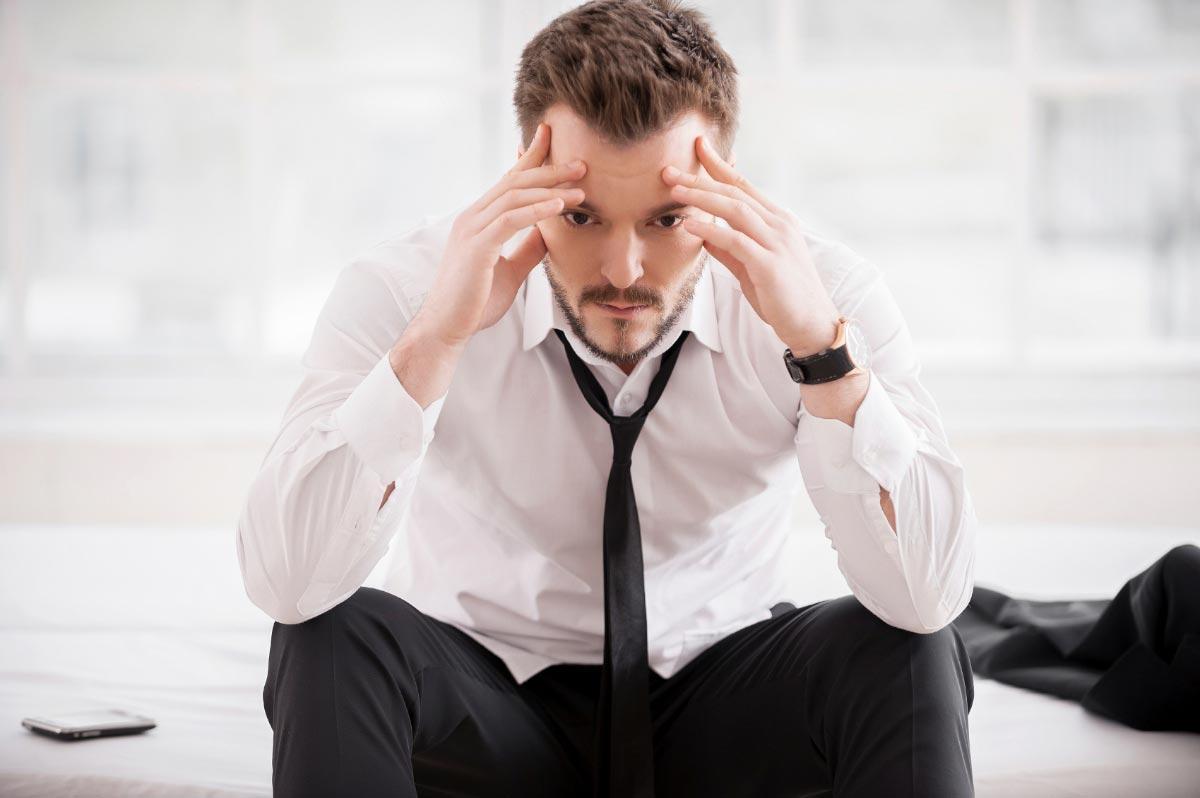 Мужчина из за кризиса среднего возраста отказывается от секса
