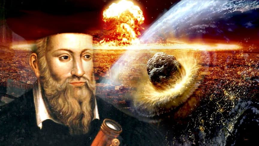 a biography of nostradamus born in france