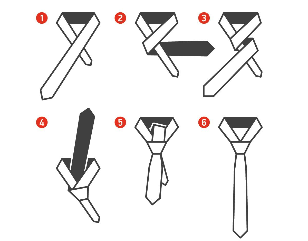Nikki catsouras How to wear a tie step by pictures