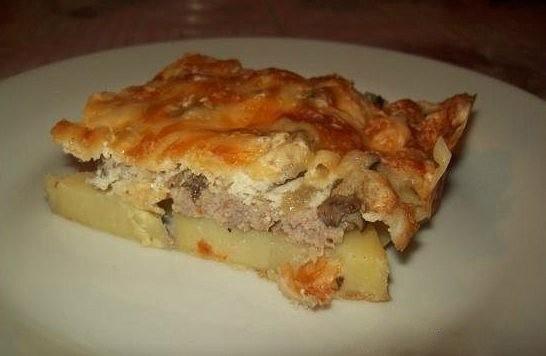 Картошка по-французски в духовке рецепт с фото пошагово с курицей