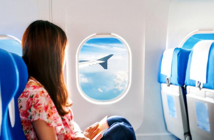 На первом месяце беременности можно летать на самолете на