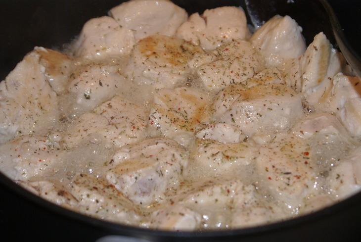 подлива из курицы рецепт с фото