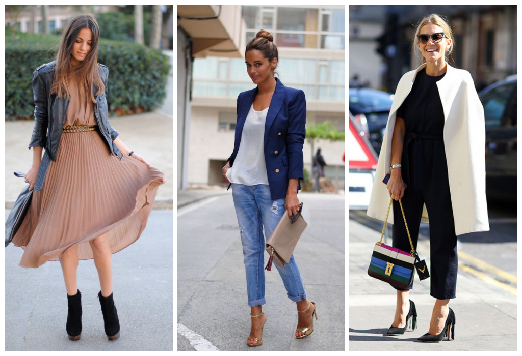 как одеваться после 30 лет женщинам