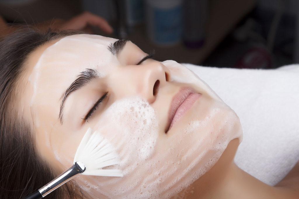 как очистить кожу лица в домашних условиях от черных точек