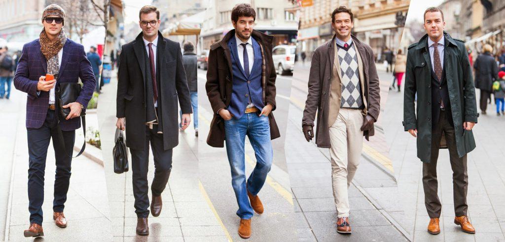 как одеваться после 30 лет мужчине
