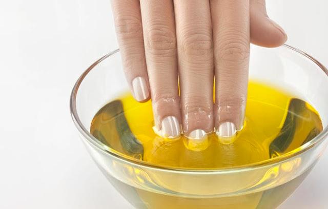 укрепление ногтей в домашних условиях ванночки