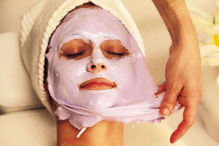 альгинатная маска для лица состав