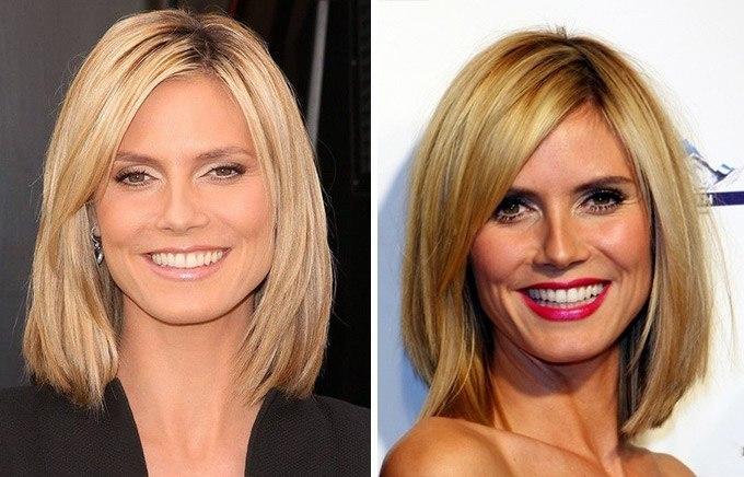 стрижки для женщин которые молодят-овальное лицо