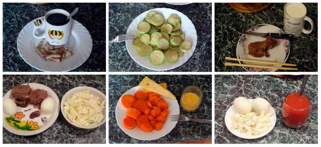 японская диета меню на 14 дней продукты
