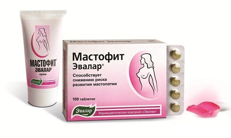 Мастопатия у женщин после 50 лет-препараты
