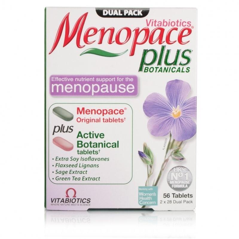 Витамины для женщин после 50 лет- Менопас плюс