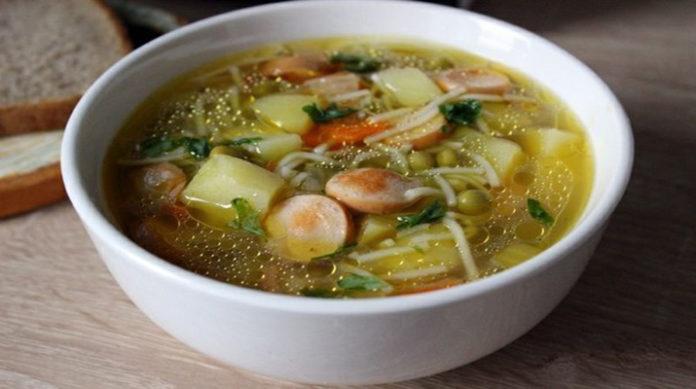 какой суп приготовить на обед быстро и вкусно