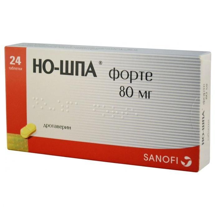 Но-шпа от чего помогает таблетки взрослым