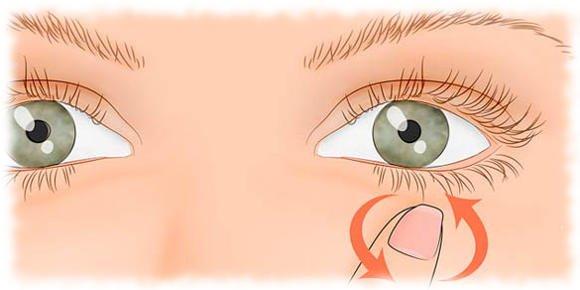 дергается глаз верхнее веко глаза причины и лечение