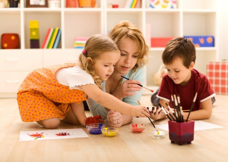 чем можно дома заняться когда скучно с детьми
