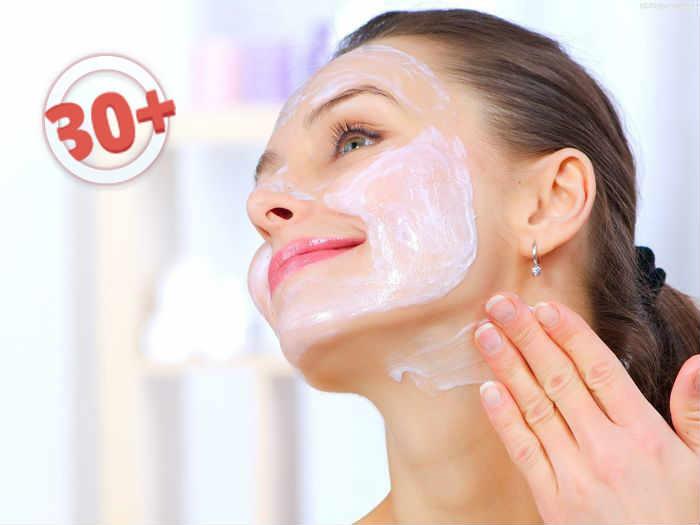 омолаживающие маски для лица в домашних условиях после 40