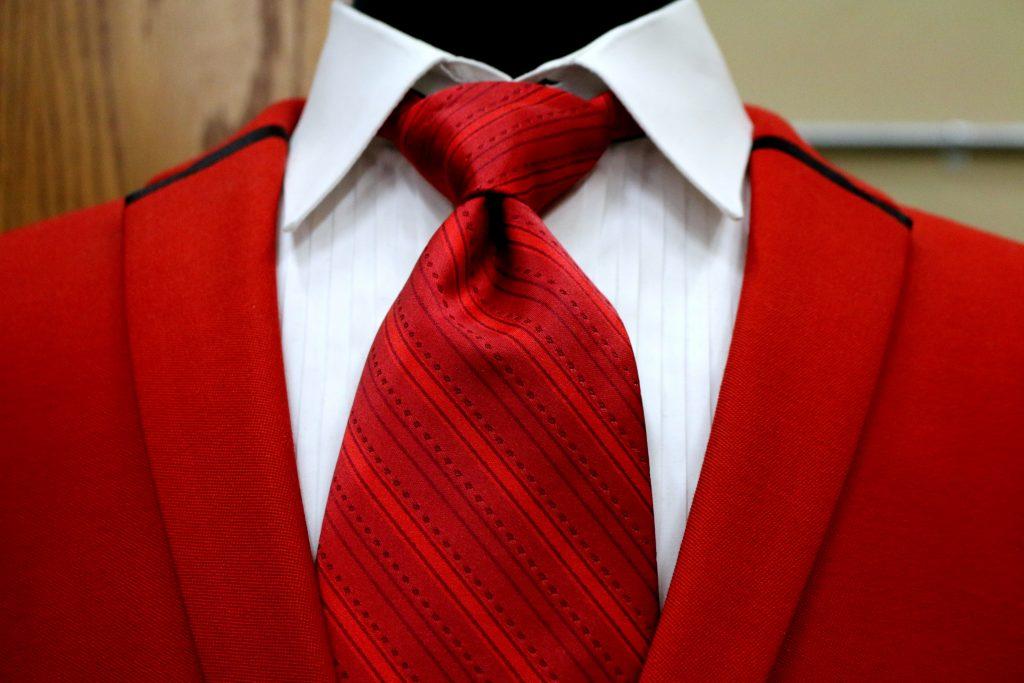 Стиль галстука