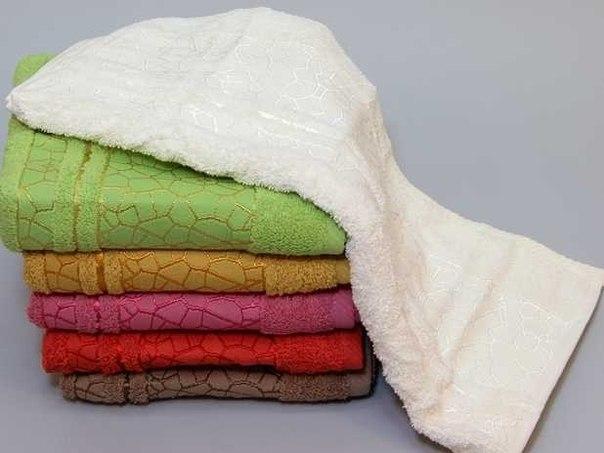 Как без кипячения отбелить кухонные полотенца в домашних условиях.