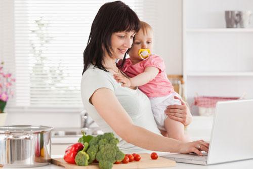 Рацион питания кормящей матери новорожденного в первые месяцы жизни
