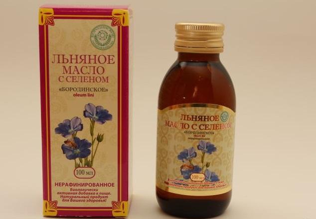 Льняное масло для чего применяется и как применять