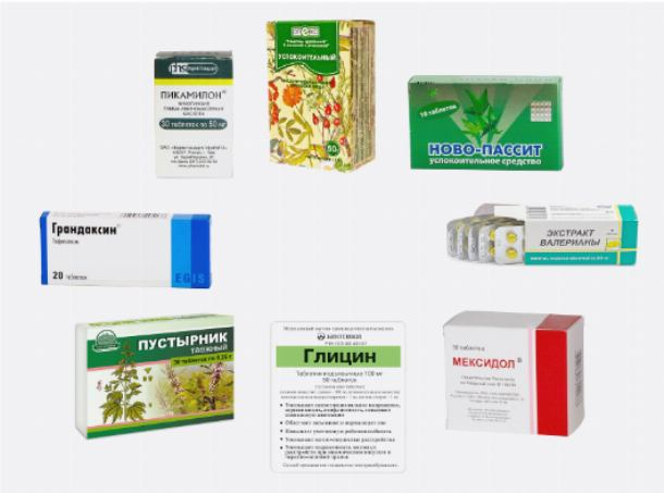 Лучшие успокоительные средства для нервной системы взрослого-лучшие препараты