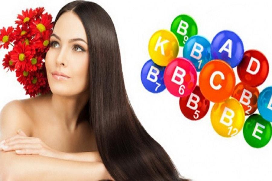 Какие витамины для волос от выпадения и для роста