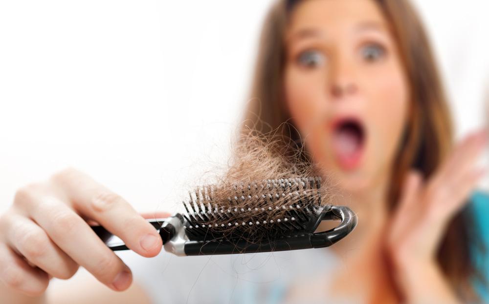 Прыщи на голове какой орган не в порядке-выпадение волос