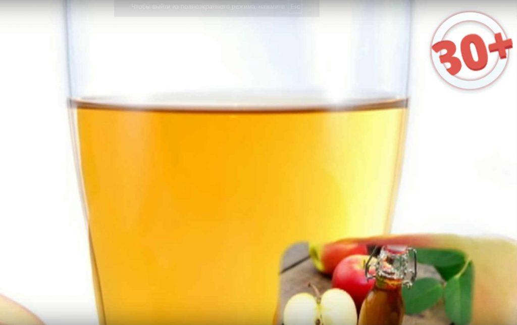 яблочный уксус в домашних условиях простой рецепт из яблок как приготовить