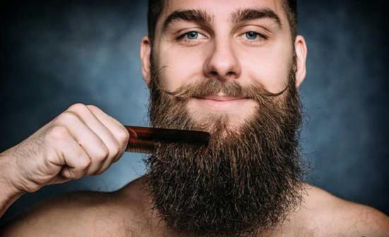 Как ухаживать за бородой чтобы не торчали волосы