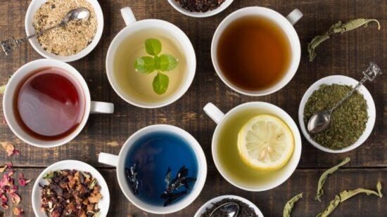 каким бывает чай сорта