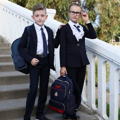 Какой галстук подобрать к костюму или школьной форме
