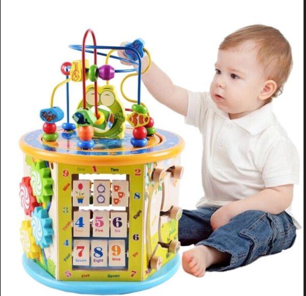 Подбор игрушек по возрасту -2-5 лет