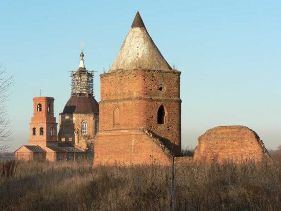 Сабуровская крепость Орел