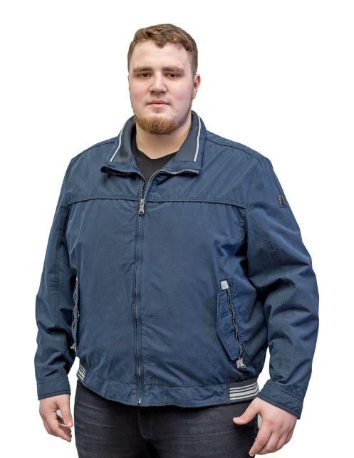 как выбрать одежду больших размеров мужчине